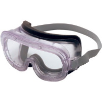 Sperian S350 Uvex® Classic Goggles,Hood Indirect Vent, Clear