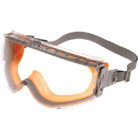 Sperian S3960C Uvex® Stealth Goggles,Gray,Neoprene, Clear w/Uvextreme