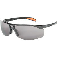 Sperian S4210 Uvex® Protégé™ Safety Glasses,Sandstone, Clear