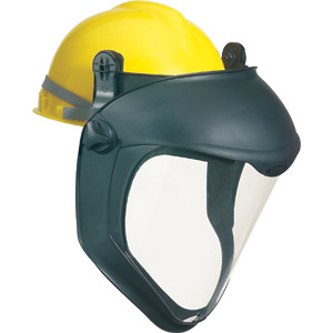 Sperian S8590 Hard Hat Cap Adapter for Uvex® Bionic® Face Shields