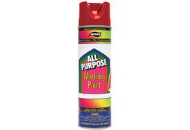 Aervoe 1381 All Purpose Marking Paint (Red)