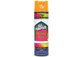 Aervoe 1392 All Purpose Marking Paint (Fluorescent Orange)