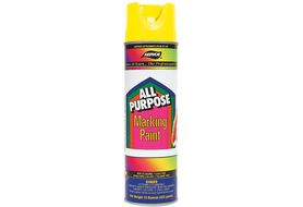 Aervoe 1393 All Purpose Marking Paint (Fluorescent Yellow)