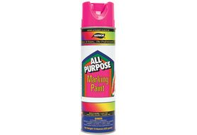 Aervoe 1399 All Purpose Marking Paint (Fluorescent Pink)