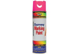 Aervoe 229 Survey Marking Paint (Fluorescent Pink)