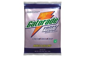 Gatorade 33672 Riptide Rush Instant Powder Mix 6 Gal Size