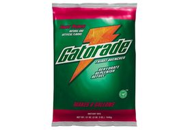 Gatorade 33690 Fruit Punch Instant Powder Mix 6 Gal Size