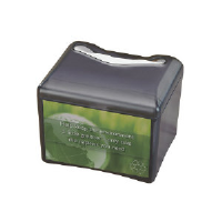 San Jamar H4005TBK Venue™ Napkin Dispensers, Full Fold