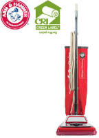 Sanitaire SC888K Heavy-Duty Commercial Upright Vacuum, 12""