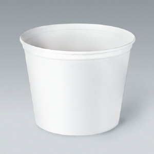 Solo Cup 10T1UU Double-Wrapped Paper Buckets, 165 Ounce