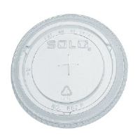 Solo Cup 600TS Straw Slot Cup Lids for TP10