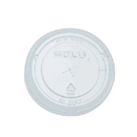 Solo Cup 626TS Straw Slot Cup Lids for TP10