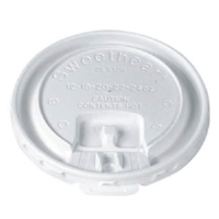 Solo Cup DLX12R Trophy® Lift and Lock Travel Lids