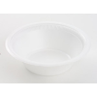 Solo Cup FS9CY Basix® 9 Inch Foam Plates with Compartments