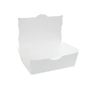Southern Champion 0742 ChampPak™ Carryout Boxes, #2, White