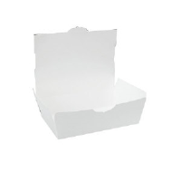 Southern Champion 0743 ChampPak™ Carryout Boxes, #3, White