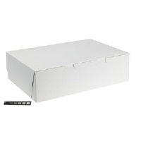 Southern Champion 1025 Cake Boxes, .25 Sheet, 14x10x4