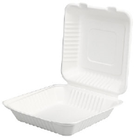 Southern Champion 18935 ChampWare™ Clamshell Containers, 9 Inch