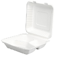 Southern Champion 18940 ChampWare™ 3 Comp Containers, 9 Inch