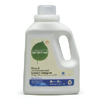 Seventh Generation 22769 Liquid Laundry Detergent Concentrate, Free and Clear