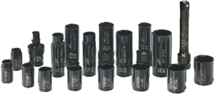 "Ingersoll Rand SK4M18 18 Pc. 1/2"" Dr. Metric Socket Set"