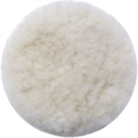 "Buff and Shine SKG3 3"" Sheepskin Polishing/Finishing Pads"