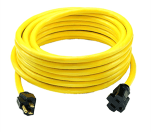 Bayco SL-757L 25' Extension Cord, Contractor Grade