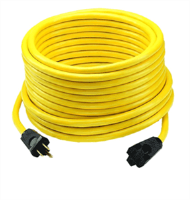Bayco SL-758L 50' Extension Cord, Contractor Grade