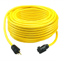 Bayco SL-759L 100' Extension Cord, 12/3