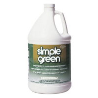 Simple Green 13005 Industrial Strength Cleaner/Degreaser, 6/1 Gallon