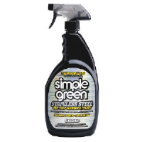 Simple Green 18300 Stainless Steel One-Step Cleaner & Polish