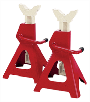 American Forge & Foundry SS3 3-Ton Jack Stands, Pair