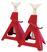 American Forge & Foundry SS6 6-Ton Jack Stands, Pair