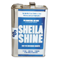 Sheila Shine 4 Stainless Steel Cleaner and Polish, 4/1 Gallon