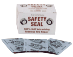 Safety Seal SSRA Auto/Light Truck Tire Repair Refill, 60 Ct.