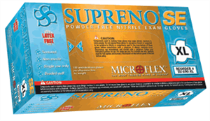 Microflex SU690M Supreno SE Gloves -100, Medium