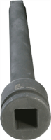 "Sunex 5300 1"" Drive Impact Socket Extension, 6"""