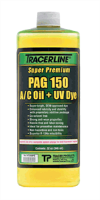Tracer Products TD150PQ PAG 150 A/C Oil with UV Dye, 32 Oz.