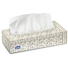 SCA TF6920 Tork Premium Facial Tissue Flat Box, 30/Cs.