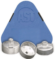 Assenmacher Specialty Tools TOY300 - Toyota Oil Filter Wrench Set - 3 Pc.
