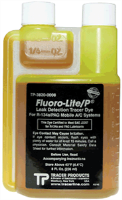 Tracer Products TP-3820-0008 Fluoro-Lite Detection Dyes- 134a/PAG, 8 Oz.