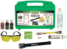 Tracer Products TP-8621 OPTI-Lite Leak Detection Kit