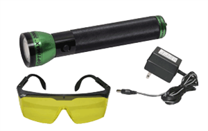 Tracer Products TP-8690 OPTIMAX™ 3000 Cordless Leak Detection Flashlight