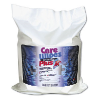 2XL Corporation L401-2 CareWipes™ Antibacterial Force Wipes