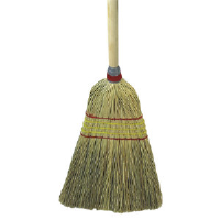 Unisan 926C Parlor Broom with Corn Bristles, 42 Inch