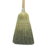 Unisan 932C Warehouse Broom with Corn Bristles, 42 Inch