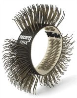 MBX USBU-030-11 11mm Coarse Brush Belt
