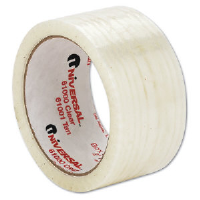 Universal Office Products 63500 Box Sealing Tape, 1.85 Mil, Clear