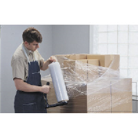 Universal Office Products 80118 Handwrap Stretch Film, 18 x 1500