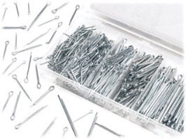 Performance Tool W5205 560 Pc. Cotter Pin Assortment